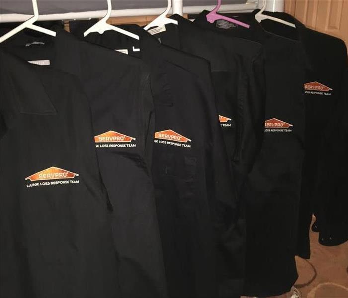 Our SERVPRO Uniforms