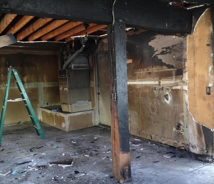 Fire, Smoke and Soot Damage in Hayward, CA